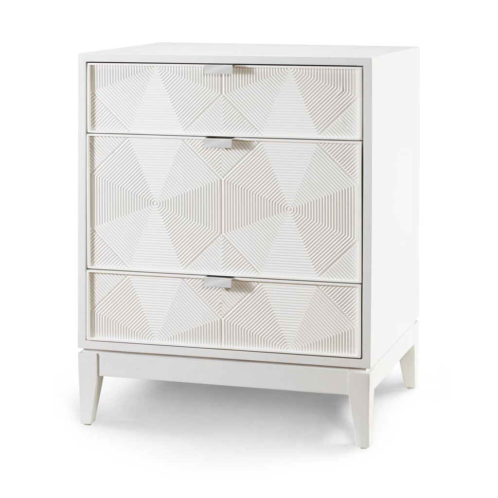 Bombay 3-Drawer Chest