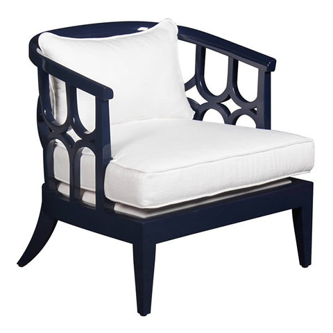 Nassau Chair Navy