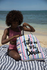 El Miguel Funky Beach Bag