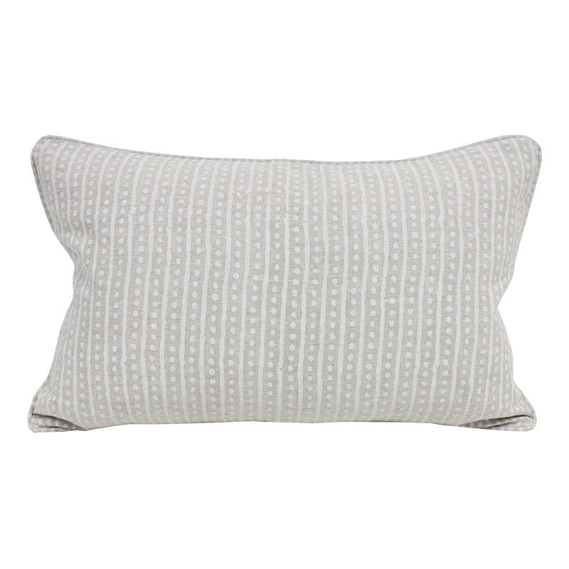 Hakuro Chalk Pillow