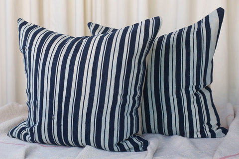 Mombasa Striped Pillow
