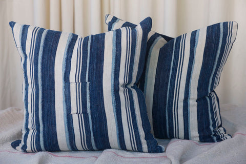 Cape Town Striped Pillow