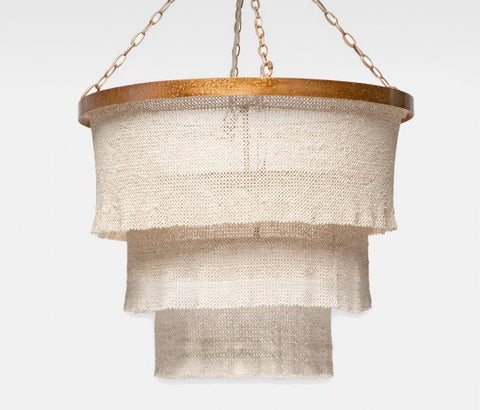 Patricia Chandelier - Ivory