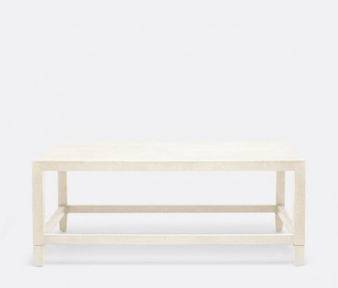 "Conrad ""Raffia"" Coffee Table"