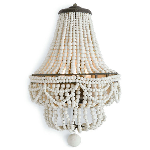 CoCo Sconce - Ivory