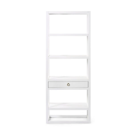 The Cape Etagere - White