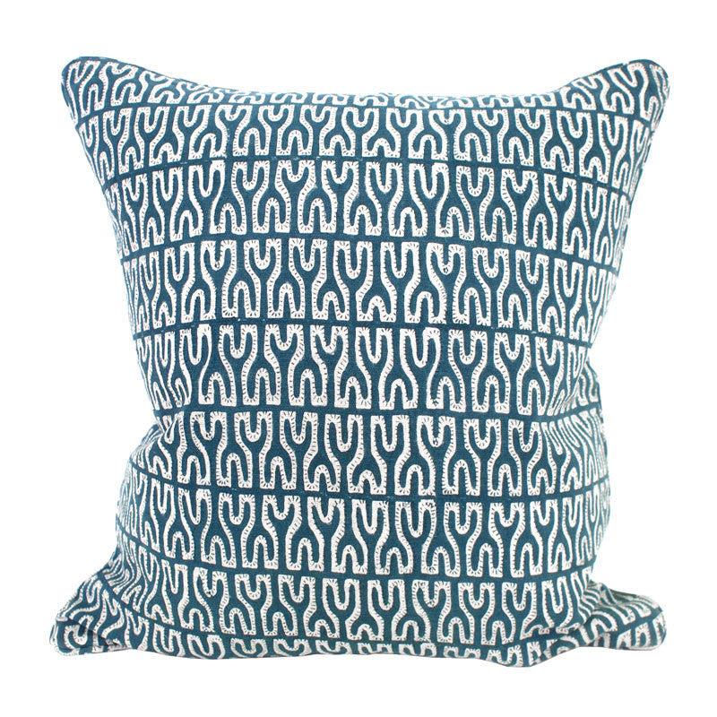 Nagari Pacific Linen Pillow