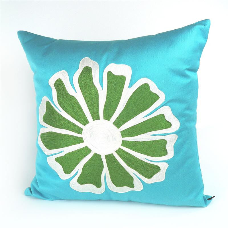 Ankasa Outdoor Flower Pillow