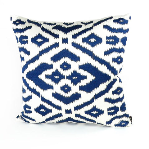 Ankasa Outdoor Ikat Pillow