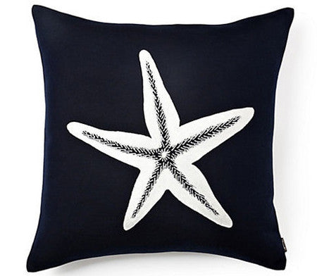 Ankasa Outdoor Starfish Pillow