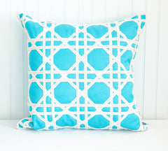 Ankasa Outdoor Lattice Pillow