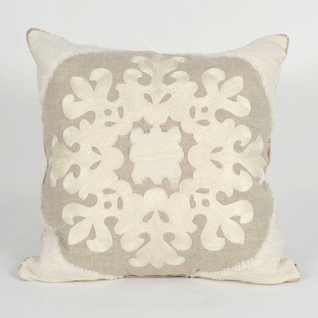 Ankasa Natural Arri Motif Pillow