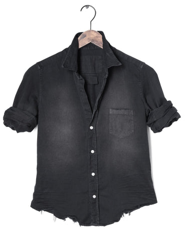 Frank and Eileen Barry Shirt - Blackout Denim
