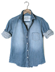 Frank and Eileen Barry Shirt - Vintage Denim