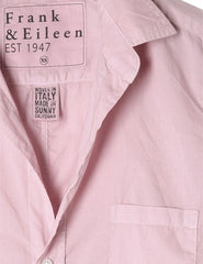 Frank and Eileen Barry Shirt - Dirty Pink Poplin