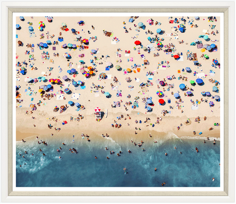 Trowbridge Gallery Jumbo Summer Beach