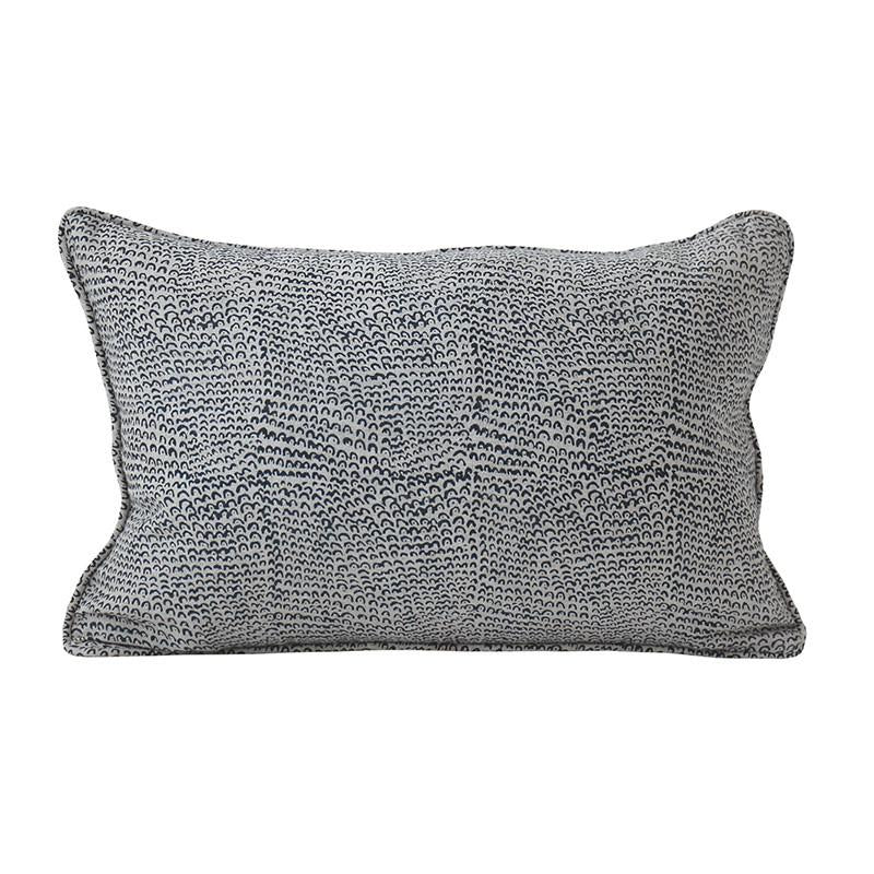 Bungles Indigo Pillow