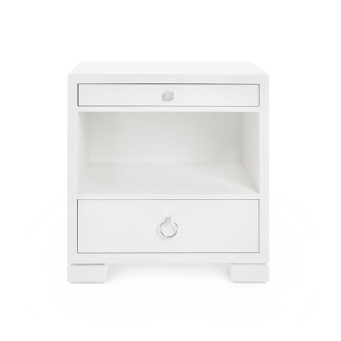 Fiona 2-Drawer Side Table