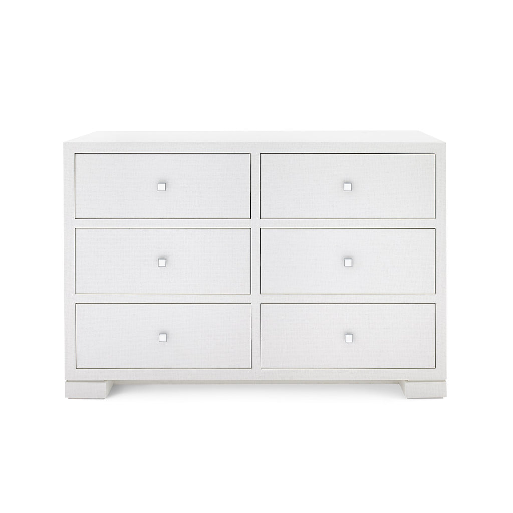 Fiona 6-Drawer XL  Dresser