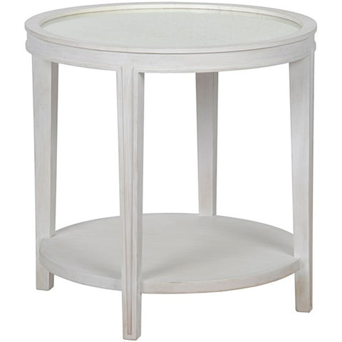 Christine Round Side Table - Tall