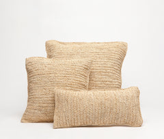 Jason Raffia Pillow
