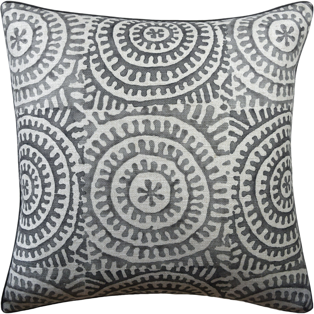 Kassy Charcoal Cushion