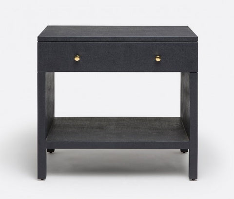 Maris Double Nightstand - Navy