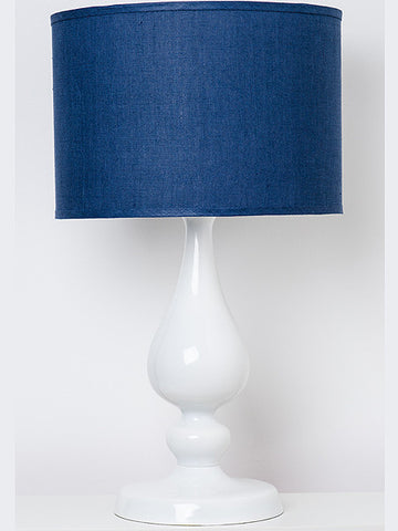 Solid Linen Lampshade