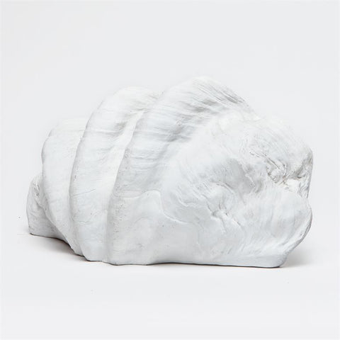 Faux Clam Shell