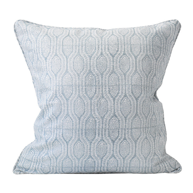 Pomelo Dusk Linen Pillow