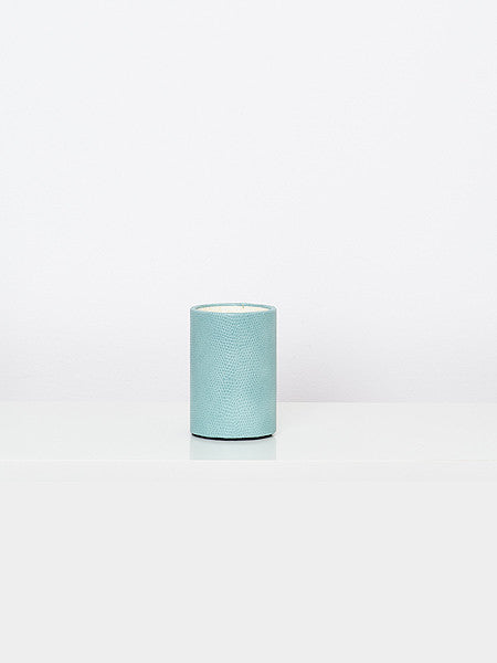 Seafoam Leather Cup