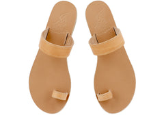 Ancient Greek Sandals Natural Thalia
