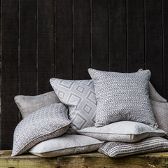 Havana Chalk Linen Pillow