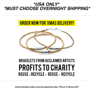 Want a Guitar String Bracelet by Christmas?