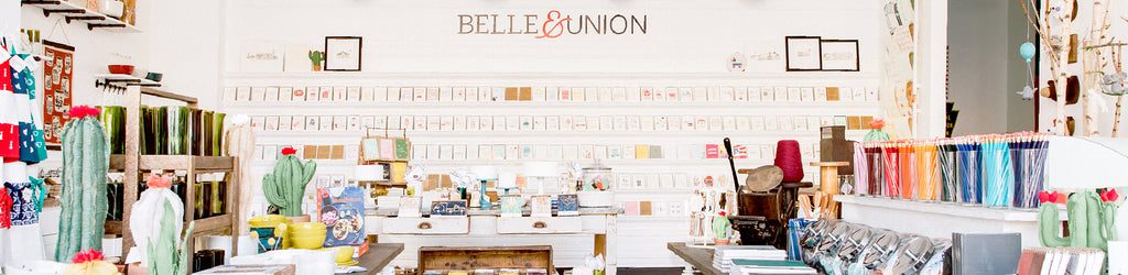 A curated collection of brands we love from our SATX brick and mortar.