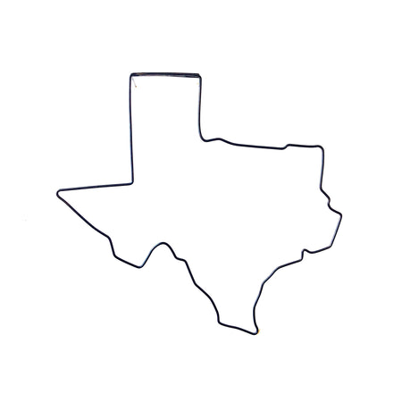 Texas wire shape