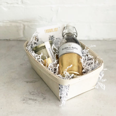 Build Your Own Gift Basket - Apothecary