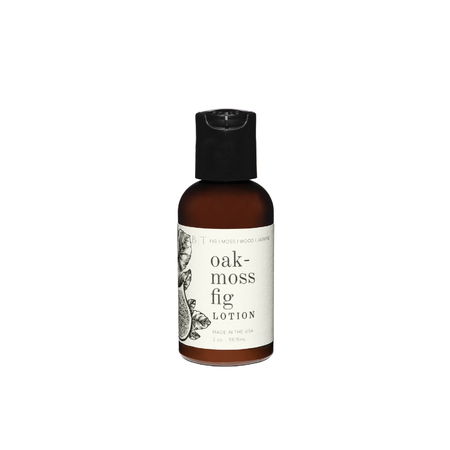 Oakmoss Fig- 2 oz. Travel Lotion