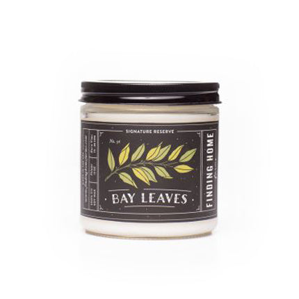 Bay Leaf & Cypress candle