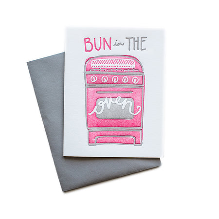 Bun in the Oven - Girl