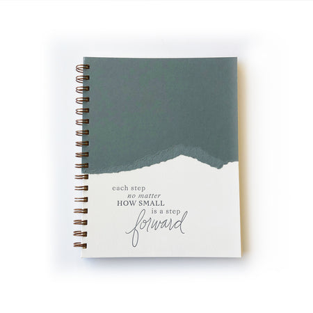 Every Step Forward notebook