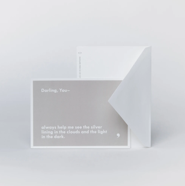 Darling Compliment Cards