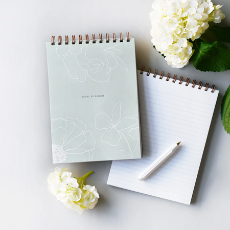 Ideas in Bloom notebook