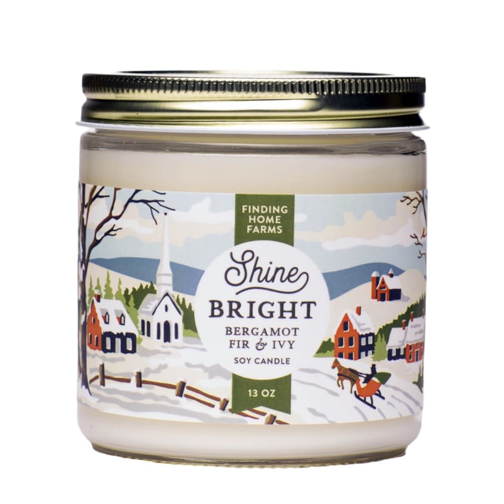 Shine Bright Candle, 13 oz.