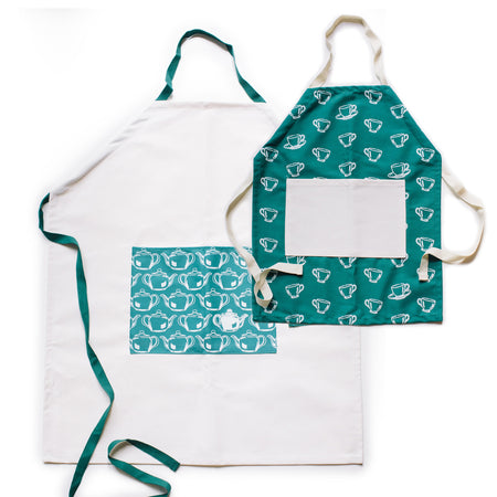 Tea apron set