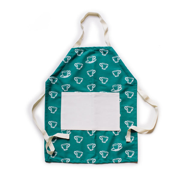 Child Teacups apron
