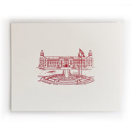 Texas Tech University® art print