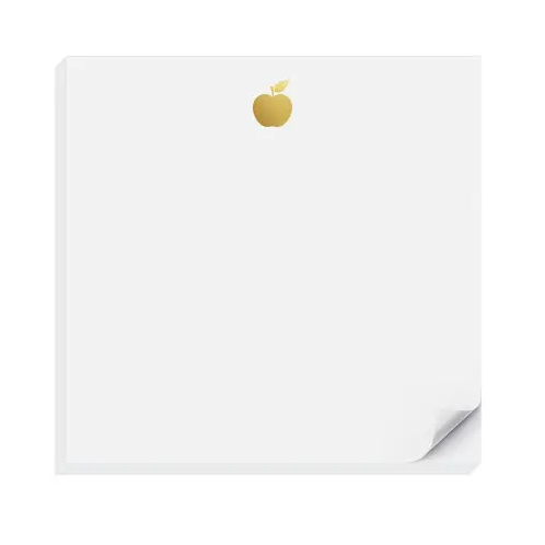 Mini Notepad Apple