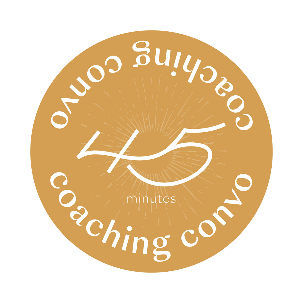 45 minute Coaching Convo