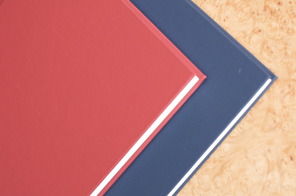 Large Journal (B5)—(374 pages) RED COVER
